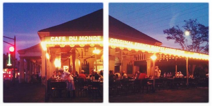 Cefe Du Monde, New Orleans, LA